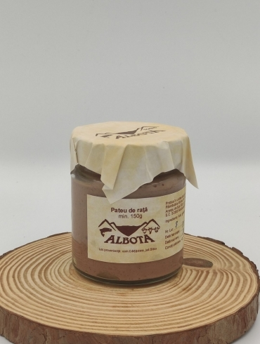 Pate de Rata, Albota, 150g