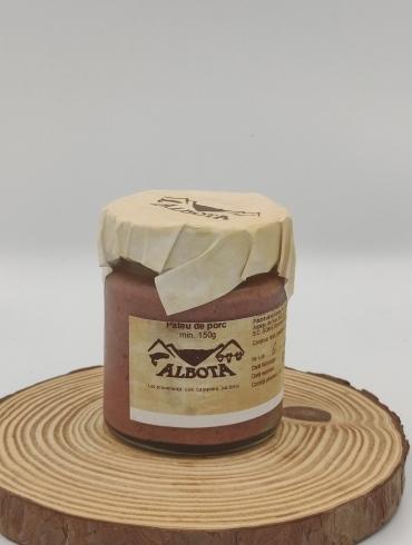 Pate de Porc, Albota, 150g