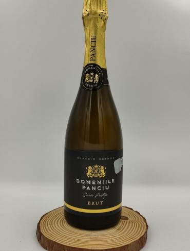 Spumant Cuvee Prestige, Domeniile Panciu, 750ml