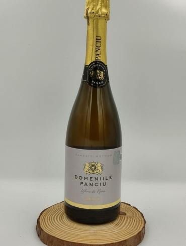 Spumant Blanc de Noirs, Domeniile Panciu, 750ml