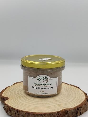 Pate de Mangalita, 180g