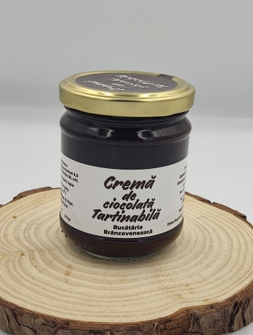 Crema de Ciocolata Tartinabila, 220g