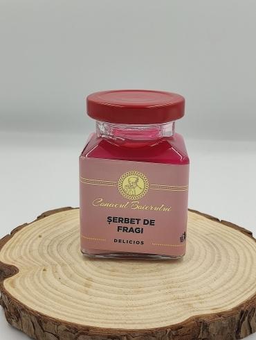 Serbet de Fragi, 250g