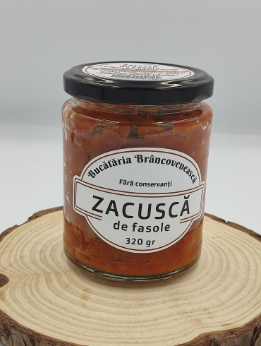 Zacusca de Fasole, 320g