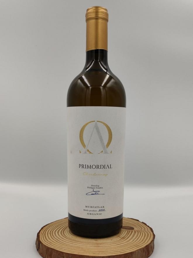 Primordial Chardonnay, Domeniul Bogdan