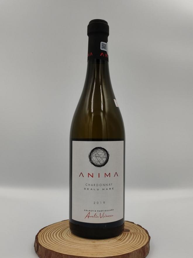 Anima Chardonnay, Domeniile Sahateni Aurelia Visinescu
